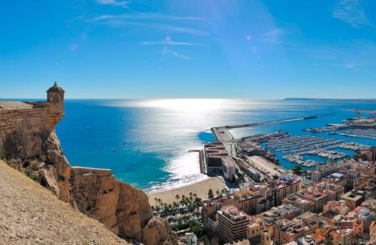 Studierejser til Alicante