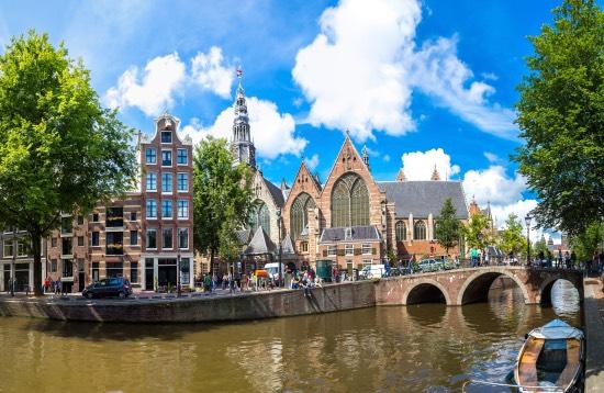 Studierejser til Amsterdam