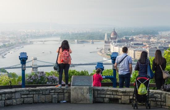 Studierejser til Budapest