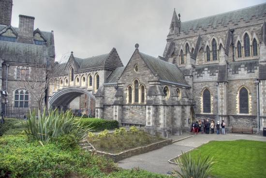 Studierejser til Dublin