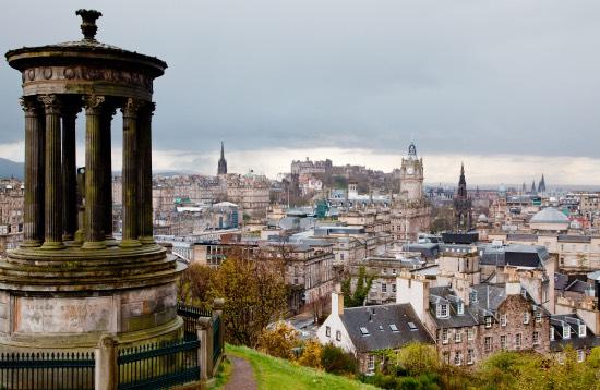Studierejser til Edinburgh