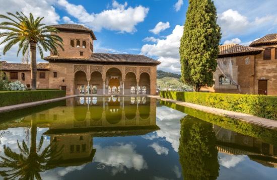 Studierejser til Granada