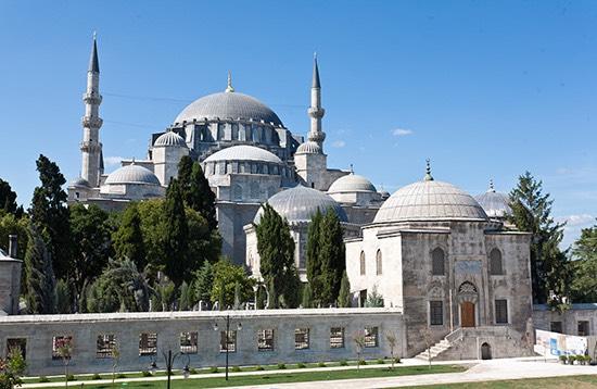 Studierejser til Istanbul
