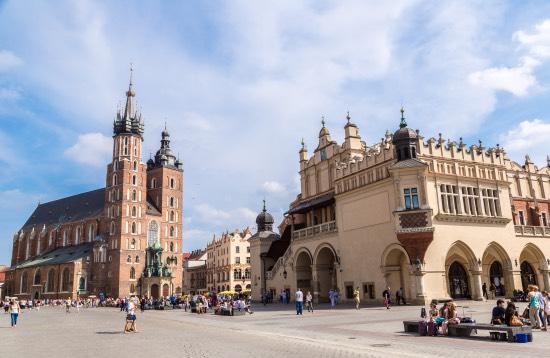 Studierejser til Krakow