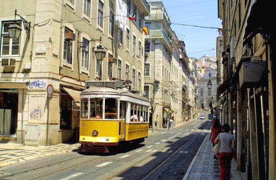 Studierejser til Lissabon