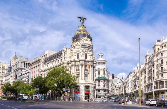 Studierejser til Madrid
