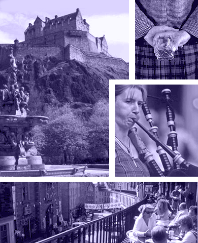Grupperejser til Edinburgh