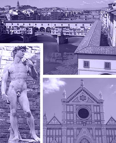 Grupperejser til Firenze
