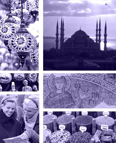 Grupperejser til Istanbul