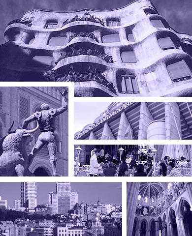 Grupperejser til Madrid