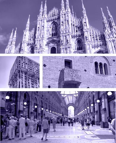 Grupperejser til Milano