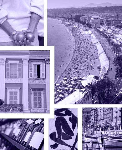 Grupperejser til Nice