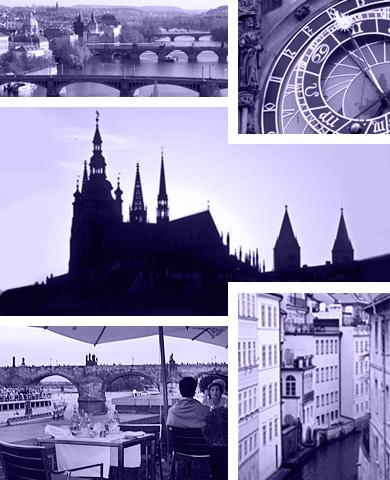 Grupperejser til Prag