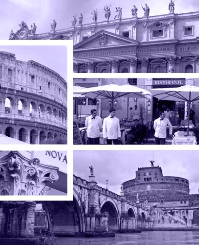 Grupperejser til Rom