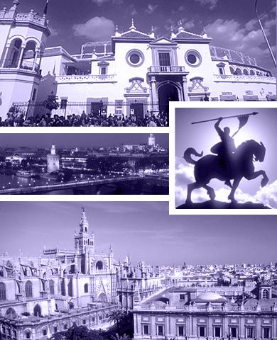 Grupperejser til Sevilla