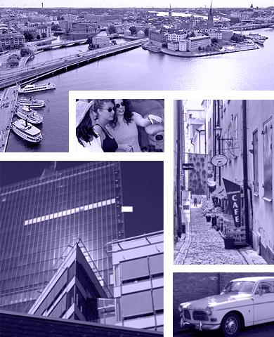 Grupperejser til Stockholm