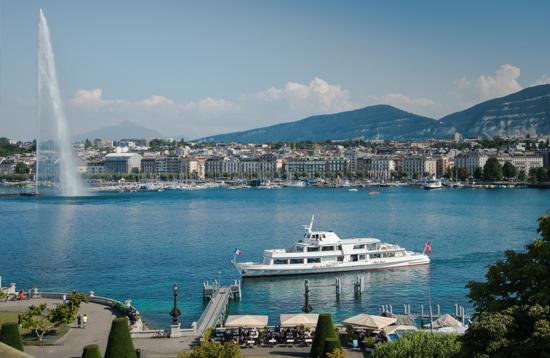 Studierejser til Geneve